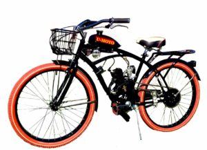 motorized bicycle review