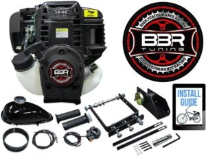 Gas Engine Kits from BikeBerry