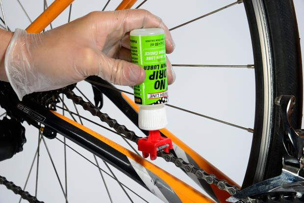 best road bike chain lubes