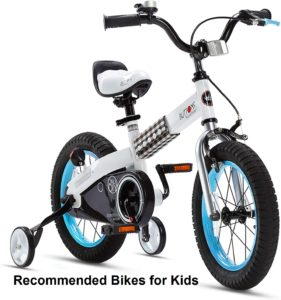 Recommended bike for kid