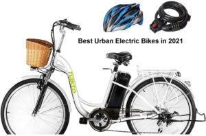 Urban Electric Bikes in 2021